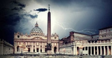 "The ""Our Father"" to Change… Italian bishops vote to change translation of the Our Father..'Lead us not into temptation' will become the equivalent of 'Do not abandon us to temptation'"