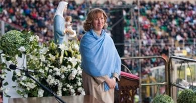 "October 25, 2018 Medjugorje Monthly Message ..""You have a great grace of being called to a new life through the messages"" Virgin Mother mentions ""Future generations"""