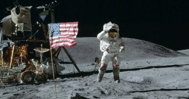 (AP MOSCOW) – Russia Sets Moon Shot to Verify US Moon Landings