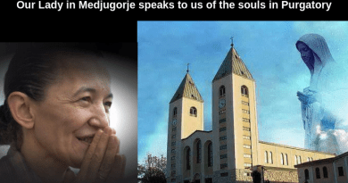 Our Lady in Medjugorje speaks to us of the souls in Purgatory. Here are 6 powerful prayers!