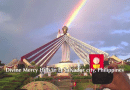 """Caught on Video: Incredible """"Sun Miracle"""" in Philippines during Feast Day of the Divine Mercy Sunday."""
