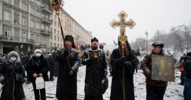 "Signs / Prophecy: Crisis between the Russia and the Ukranian Orthodox Church – A Really BIG Deal –  ""Putin is using language that we haven't heard from political leaders in centuries — literally in centuries! The State is now ready to go to war over the Church."""