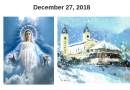 "Eternity and God's ""Immense Love""  – Our Lady's Two Powerful Christmas Messages to Jakov and Marija. Read them side by side today and keep them close to you."