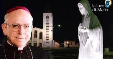 "Medjugorje – USA Monsignor:  ""I came here to see with my own eyes"""