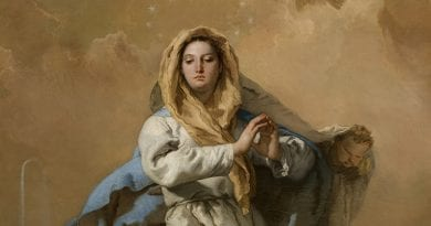 December 8, 2018 The Feast Day of The Immaculate Conception…Read the Powerful Prayer to Our Lady of the Immaculate Conception that Offers Protection