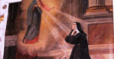 "Jesus: 'This prayer is not of the earth, but of Heaven, and it can get you everything.""…Jesus Entrusts Sister Maria Marta Chambon the powerful prayer to the Holy Wounds."