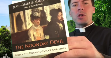 """Defeating the """"Noon Day Devil"""" – Fr. Goring  …The strongest demon"""