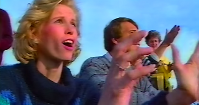"American Newscaster's Dramatic Eyewitness account of ""Miracle of the Sun"" at Medjugorje"