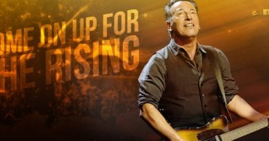 "Bruce Springsteen…Is the Boss walking the long walk home to the Church? ""Springsteen wrote perhaps the most explicitly Marian verses in all of American popular music….Mary was always the most beautiful name"""