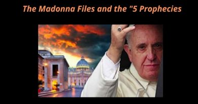 "Medjugorje: A Modern Prophecy Unfolding Today that Holds the Secret of America's Future – The Madonna Files and the  – ""The 5 Prophecies"""