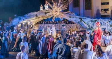 Photographs of the 2018 Holy Christmas in Medjugorje that warm the heart!