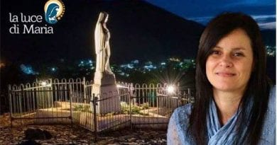 "Medjugorje Miracle: ""Jesus smiled at me and took me by the hand…Then I got up a walked"""