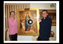 "Miracle Painting in Medjugorje: Unbeliever Priest Encounters a picture of Our Lady…Then the ""Smell of Roses"" arrives and from that moment he began to believe."