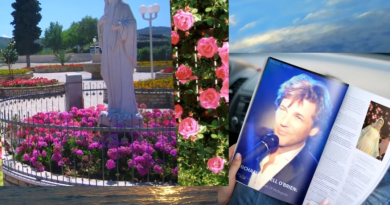 """""""Gentle Woman"""" – Sounds Of Medjugorje …Listen to a taste of the """"Hope of the World"""""""