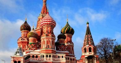 Is Russia Emerging into a New Orthodox Empire?