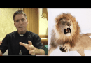 "Fr. Mark Goring – don't help the devil…He is prowling around like a lion looking for someone to devour""."