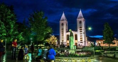Vatican Announces Expansion to Medjugorje Shrine. Positive Trends Continue.