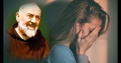 Are You Depressed Or Sad? Pray This Powerful Prayer Of Padre Pio