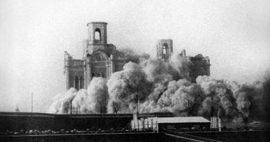 Why the Soviet Union failed to eradicate religion