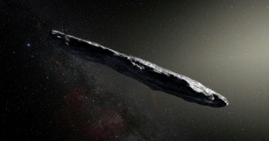 "Shock – HARVARD astronomer insists: ""Alien ship may be among us"""