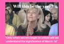 Will this be the year? Medjugorje and the  Mystery of March 18th
