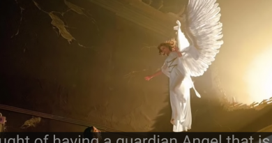 5 Most Amazing Angels Caught On Tape – 10 Million Views