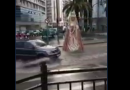 Virgin Mary Statue in Flood – Startling Video