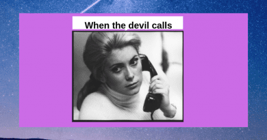 """Medjugorje: When the Devil Calls at 6:40 in Medjugorje """"Demons in pilgrims become enraged in the holy presence of Jesus and the Virgin Mary, as if they cannot bear the sanctity."""""""