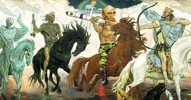 "Putin and the Apocalypse: ""Preparing the world for the last Judgement"""