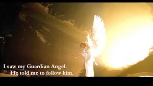 "Dramatic Video – Divine Mercy Visionary,  St. Faustina, visits Purgatory with angel… ""I saw my Guardian Angel and he told me to follow him"""