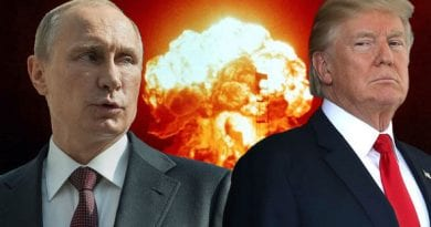 Tensions Rising: Russia THREATENS US as nuclear bomb treaty ends – 'We'll stop ANY missile entering Eastern Europe'