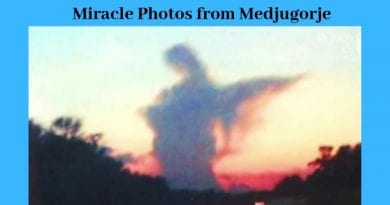 Powerful Miracle Photos from Medjugorje… 400,000 views.