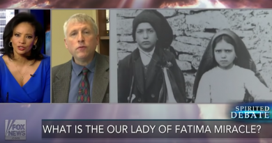New research into third Fatima secret