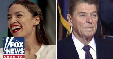 Ocasio-Cortez's racism comments against Reagan hits a new low. Former aide slams…