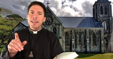Which translation of the Bible? – Fr. Mark Goring tells his viewers his favorite – This is very interesting and helpful…