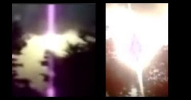 What Happened in the Sky on April 20, 2011… Eyewitnesses say Our Lady appeared in the center of the sun.