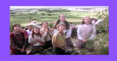 "The Miracle of Medjugorje part 1…""We have seen the Gospa. She flew away on a cloud!""  Dramatization of the young seers offers interesting insight of the first moments…Worth a watch"