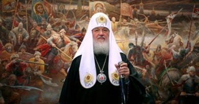 Western laws now clash with moral nature of man…Head of Russian Church: Political Correctness Is Used to Attack Christian Values