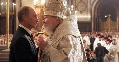 Christianity Rising – How Putin Uses Russian Orthodoxy to Grow His Empire