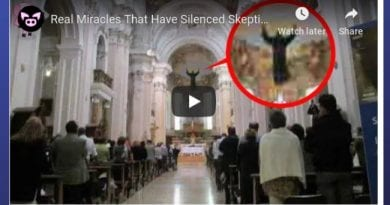 – Very Powerful Video of Miraculous Events