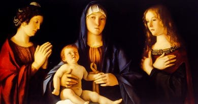 Marian Art ~ How Does the Artist see Our Lady