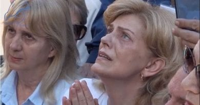 "Medjugorje: Mirjana – ""Without leg or hand you can go to Heaven, but without a soul you can't…so be ready, God will ask us one question at our death."""