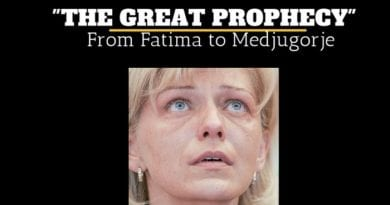 "Medjugorje's Most Famous Message: ""I call you, dear children, to now grasp the importance of my coming and the seriousness of the situation…Through the secrets I began in Fatima, may be fulfilled."" Fatima is the ONLY earthly place the Queen of Peace ever mentioned in Monthly Message."