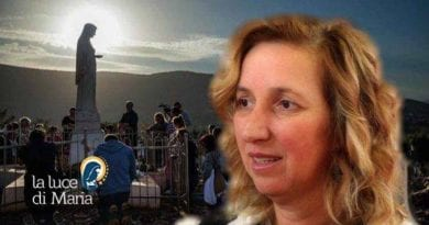 "Medjugorje July 30, 2019: Visionary Marija – ""The image of the Flower appeared to me three times…I could not understand what this vision meant so I asked Our lady"""