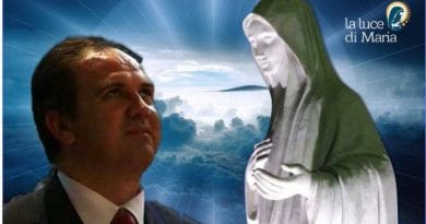 "Medjugorje: Extraordinary apparition to the visionary Ivan August 12, 2019. The words of the Gospa to humanity…""Leave the transience of this world, materialism, all that takes you away from my Son…Make up your mind, live my messages!"""