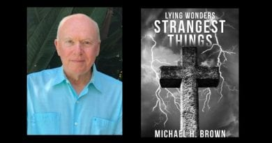 Michael Brown's New Book About the Strangest Wonders on Earth … The true-but-incredible book is a journey through some of the strangest, most inexplicable — and in some cases most threatening occurrences on the planet.