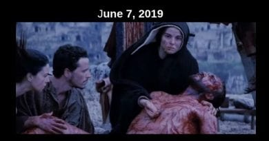 Powerful! – June 7, 2019 Jim Caviezel's Tribute to the Virgin Mary, Mother of All Peoples
