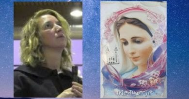"""""""Preparing for a new time""""… Medjugorje Monthly Message June 25, 2019 """"I am preparing you for the new times so that the Holy Spirit may work through you and renew the face of the earth."""""""