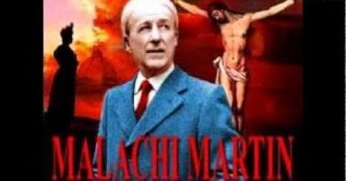 """I read the 3rd Secret of Fatima"" -There will be a reckoning – a dimming of the Sun -It will be the last effort of the demons to run our life."" Fr. Malachi Martin"