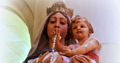 Fr. Mark Goring -Apparitions of Mary in Argentina, Our Lady of the Holy Rosary of St. Nicolas
